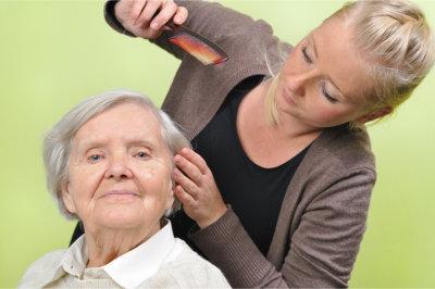 Personal hygiene for elders