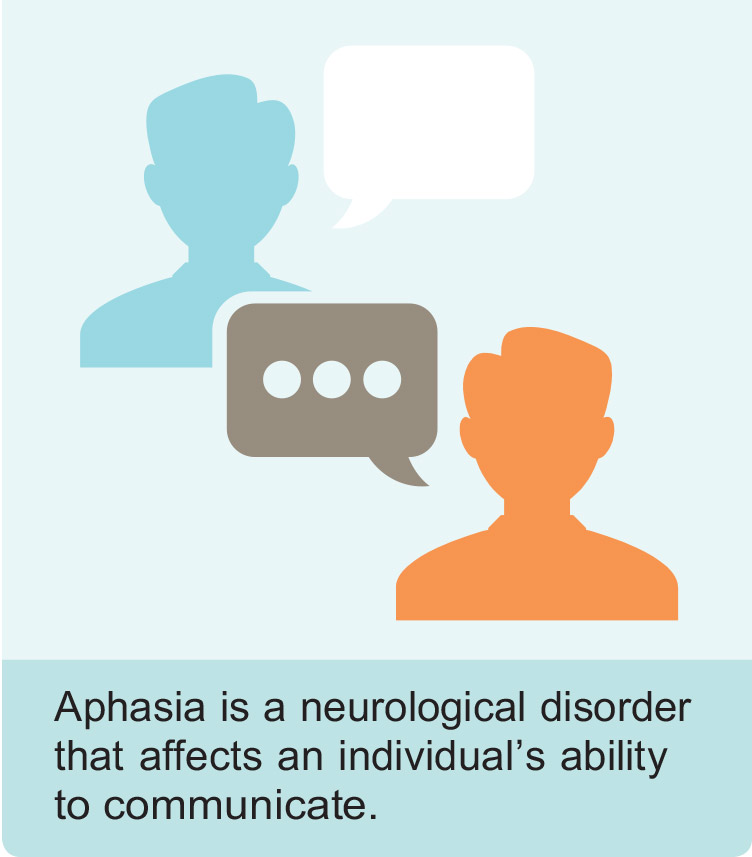 Aphasia in seniors