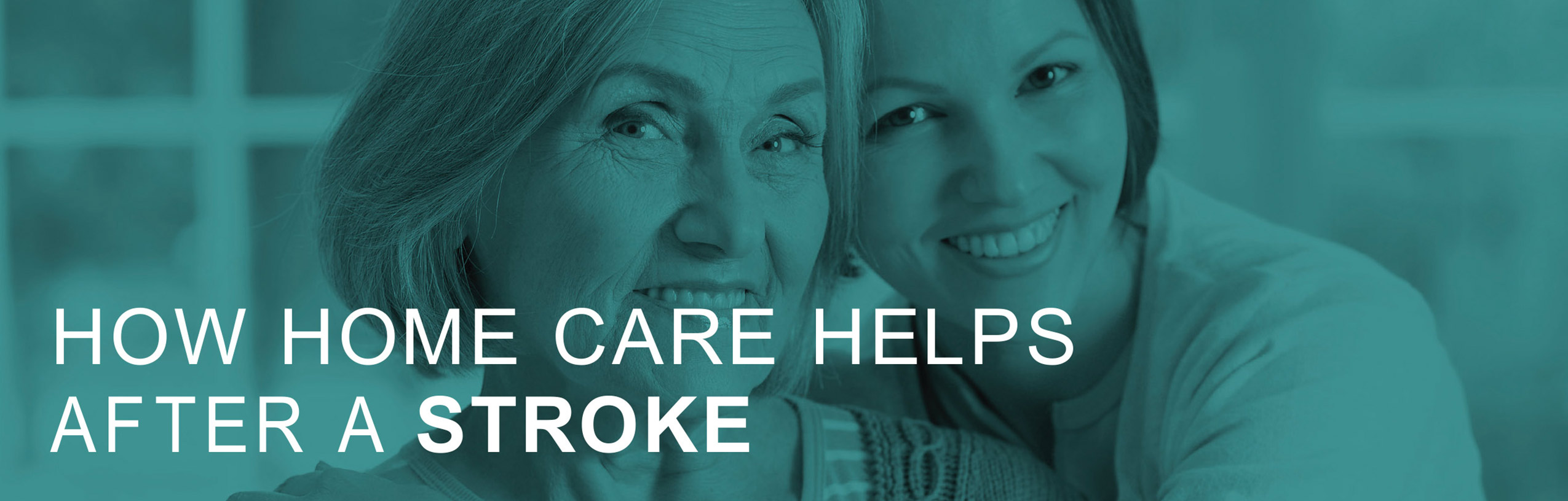 Home Care For Stroke Victims