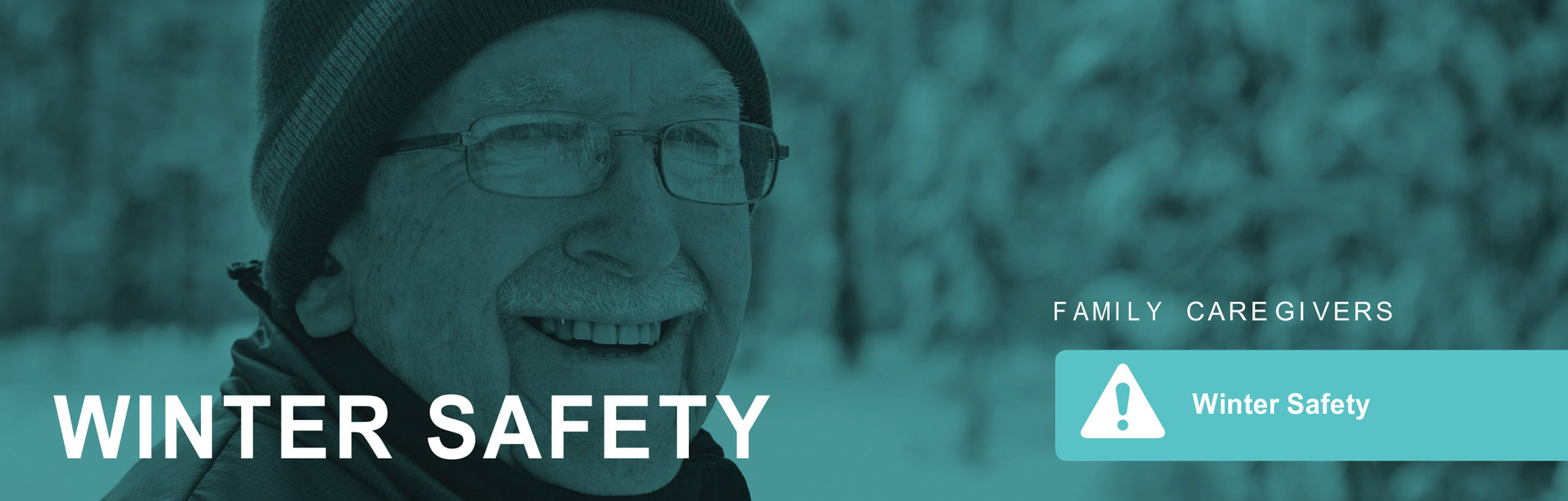 winter safety and seniors