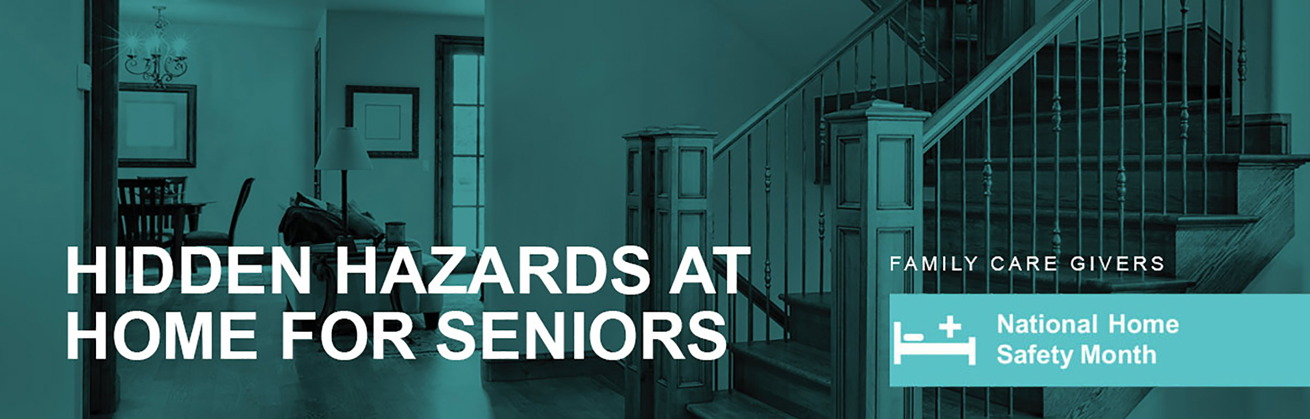 Helpful Home Care info about hidden hazards for seniors
