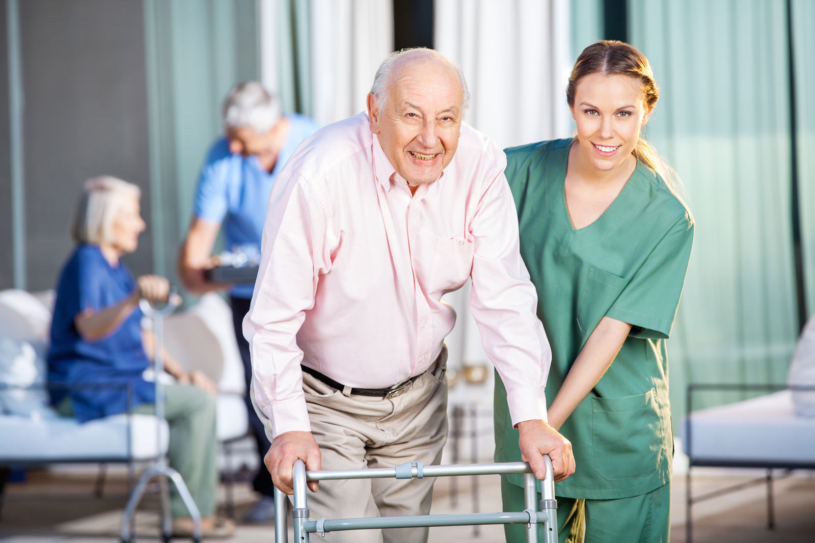 Senior Care at Home in New York