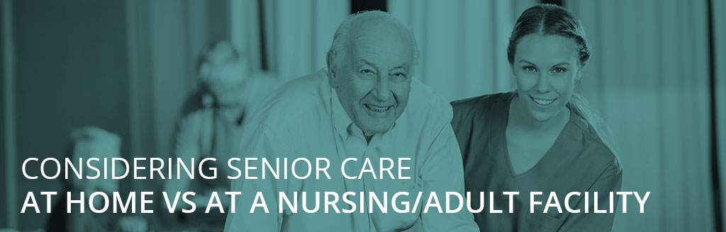 care at home instead of nursing facility
