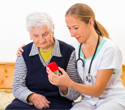 home care agency for dementia sufferers