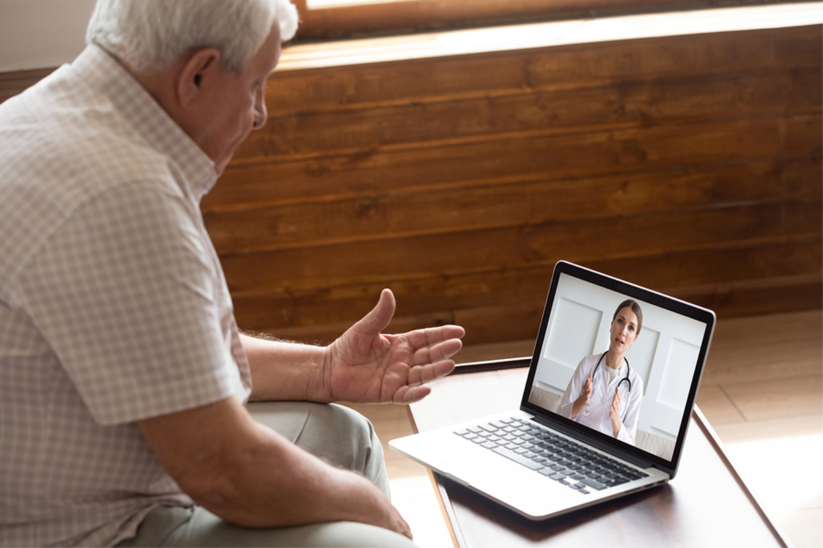 Senior Care in Queens NY: Telehealth Appointments
