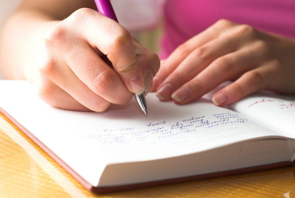 Caregiver Health: Can Having a Journal Help Making Family Caregiving Easier?